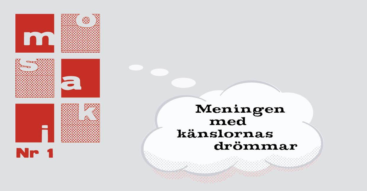 Mediagruppens nya tidning MOSAIK