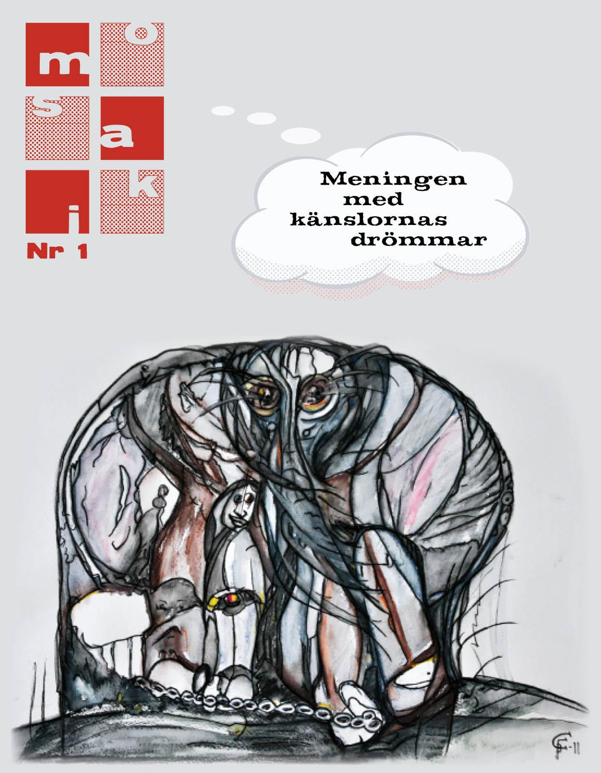 Magasin Mosaik nr 1 2014 s1